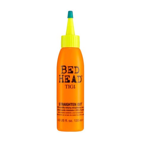 Tigi Bed Head Straighten out 120ml - crema lisciante anti-umidità