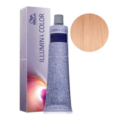 9/43 Biondo chiarissimo rame dorato Wella Illumina Color 60ml