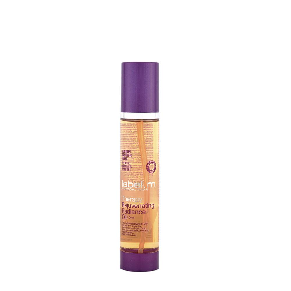 Label.M Therapy Rejuvenating Radiance oil 100ml - olio per capelli illuminante