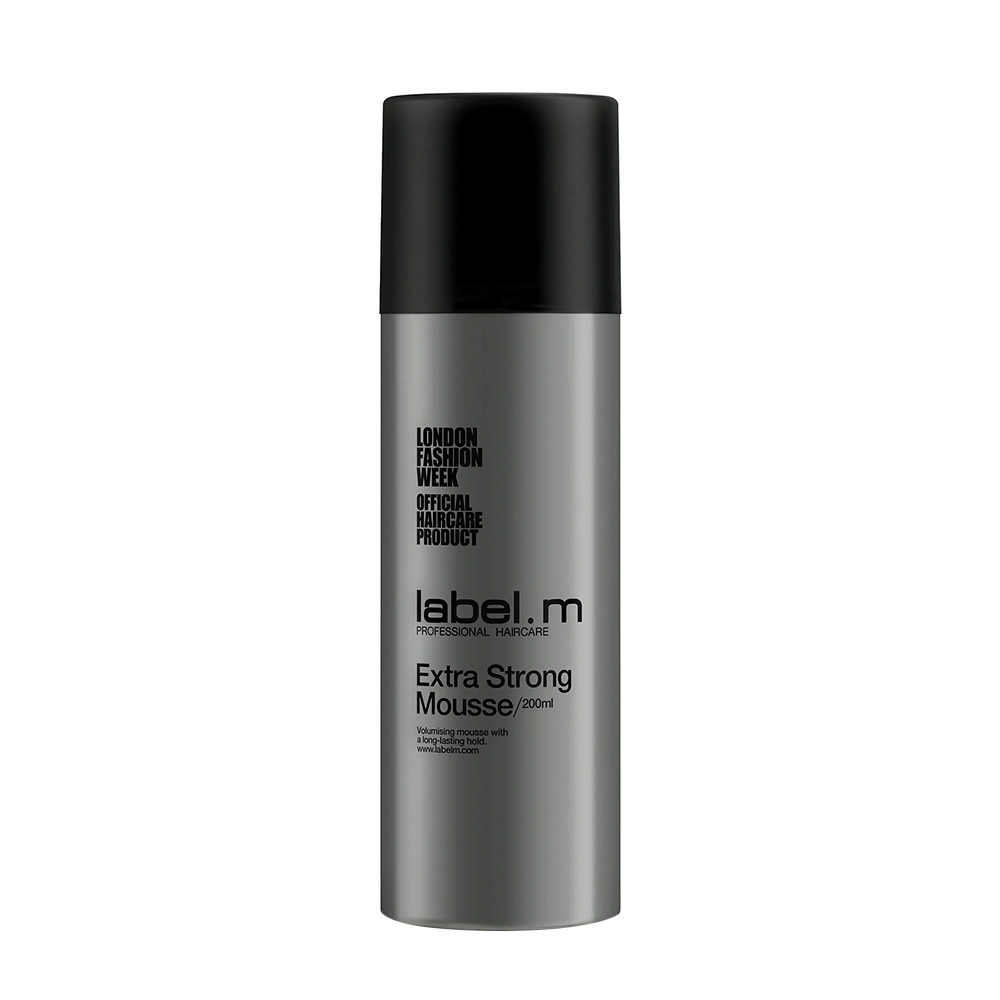 Label.M Create Extra strong mousse 200ml