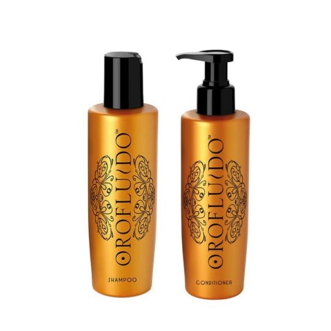 Orofluido Kit shampoo 200ml Conditioner 200ml - Shampoo e balsamo