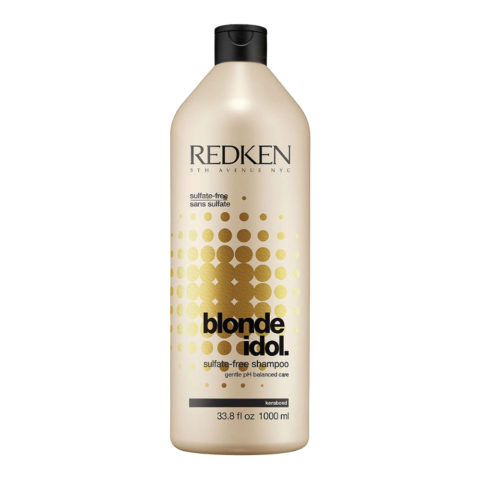 Redken Blonde idol Sulfate-Free Shampoo 1000ml