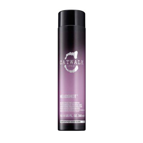 Tigi Catwalk headshot Reconstructive shampoo 300ml - shampoo ricostruttivo
