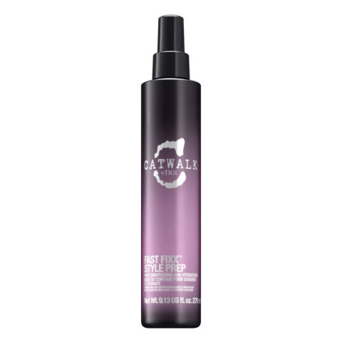 Tigi Catwalk sleek mystique Fast Fixx Styyle prep 270ml
