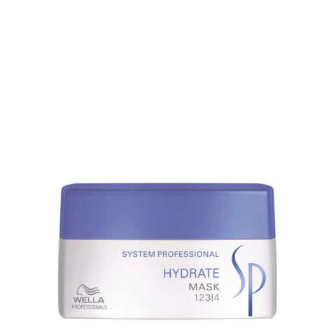 Wella SP Hydrate Mask 200ml - maschera idratante