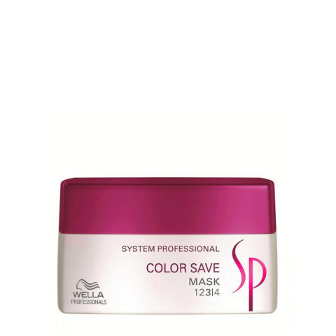 Wella System Professional Color Save Mask 200ml - maschera capelli colorati