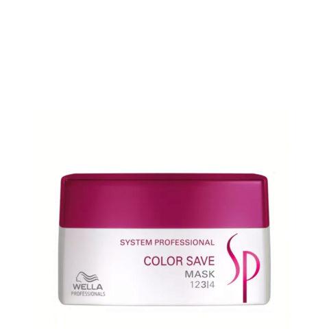 Wella SP Color Save Mask 200ml - maschera capelli colorati