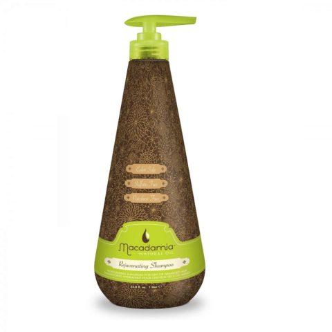 Macadamia Rejuvenating shampoo 1000ml - Shampoo idratante all'Olio di Macadamia