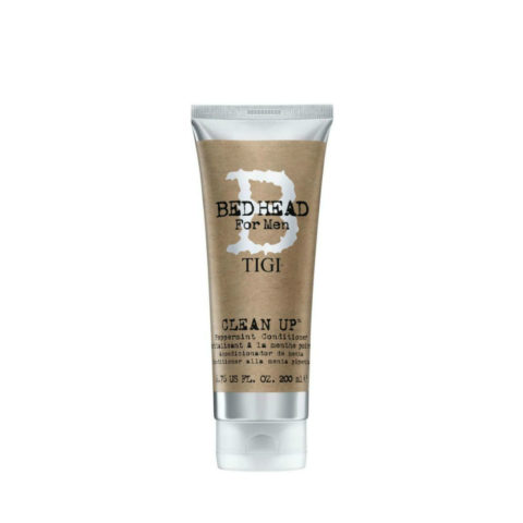 Tigi Bed Head Men Clean up Conditioner 200ml - balsamo alla menta piperita