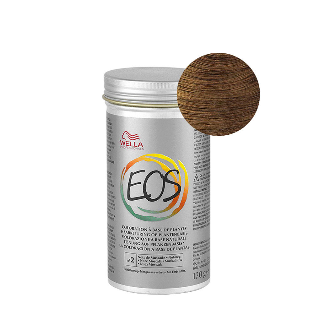 Wella EOS Color noce moscata 120gr