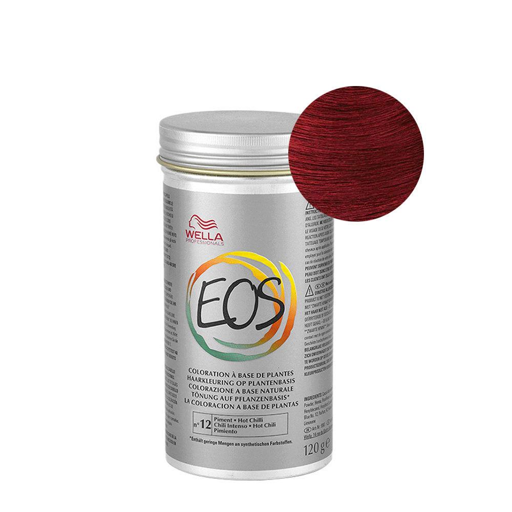 Wella EOS Color chili intenso 120gr