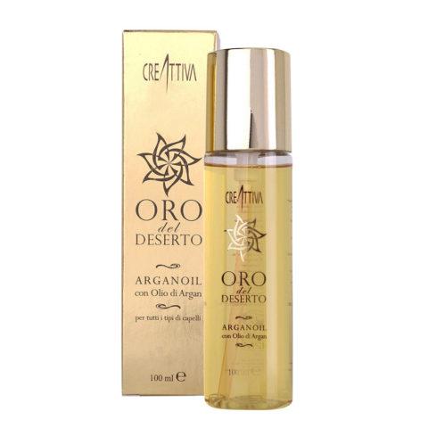 Erilia Oro del Deserto Argan Oil 100ml - olio di Argan