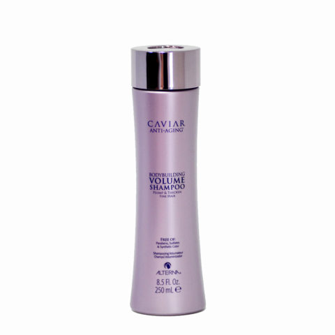 Alterna Caviar Volume Anti aging bodybuilding shampoo 250ml - shampoo volumizzante antietà