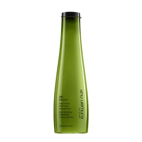 Shu Uemura Silk Bloom Shampoo 300ml - shampoo riparatore