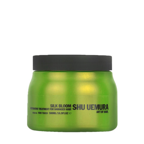 Shu Uemura Silk Bloom Masque 500ml - Maschera nutriente e riparatrice