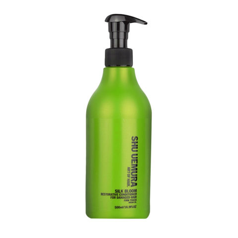 Shu Uemura Silk Bloom Conditioner 500ml - balsamo riparatore