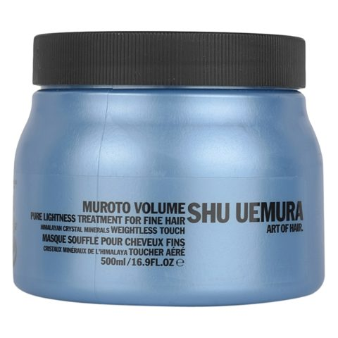Shu Uemura Muroto Volume Masque 500ml - maschera volumizzante