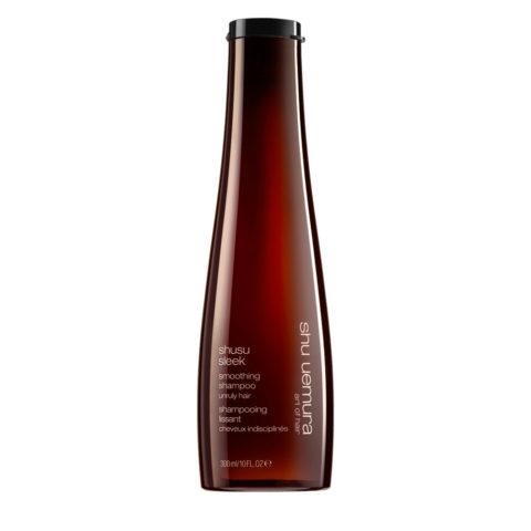Shu Uemura Shusu Sleek Shampoo 300ml - Shampoo lisciante