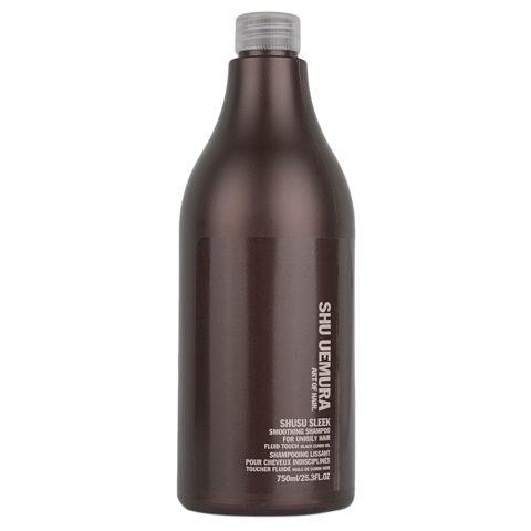 Shu Uemura Shusu Sleek Shampoo 750ml - Shampoo lisciante
