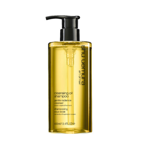 Shu Uemura Cleansing Oil Shampoo Gentle Radiance 400ml - shampoo quotidiano
