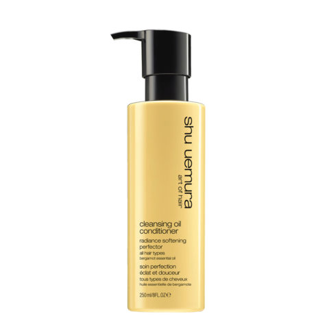 Shu Uemura Cleansing oil Conditioner Radiance Softening 250ml - Balsamo Lucidante