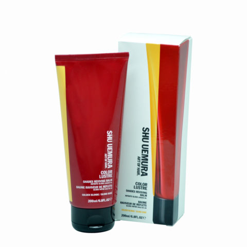 Shu Uemura Color lustre Golden Blonde 200ml - trattamento per capelli biondi