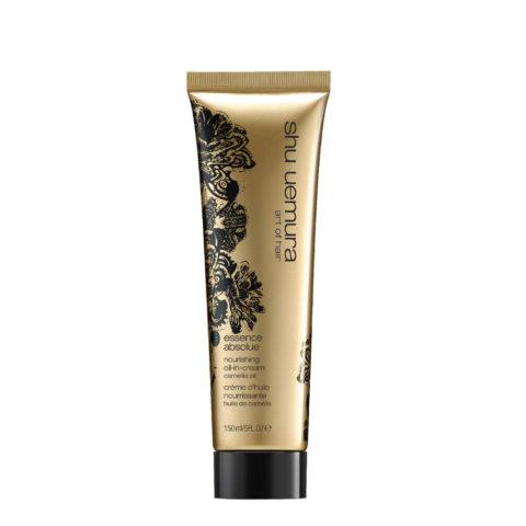 Shu Uemura Essence absolue Nourishing oil-in-cream 150ml - Crema nutriente
