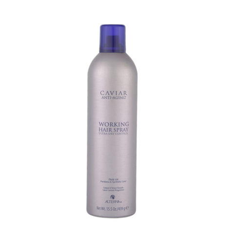 Alterna Caviar Anti aging Styling Working hairspray 250ml - lacca antietà