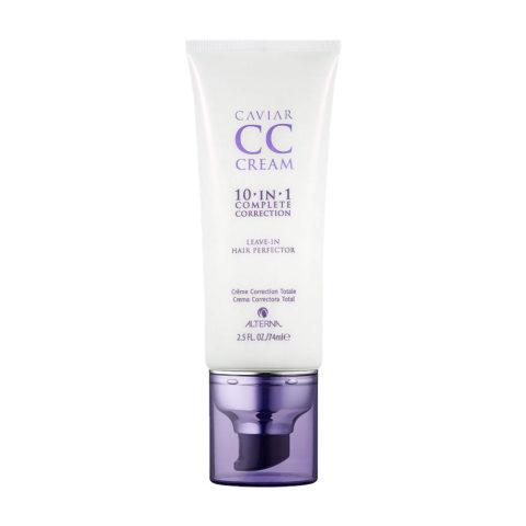 Alterna Caviar Styling CC cream 10 in 1 74ml - crema per capelli multi azione