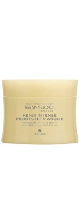 Alterna Bamboo Smooth Kendi intense moisture masque 145gr