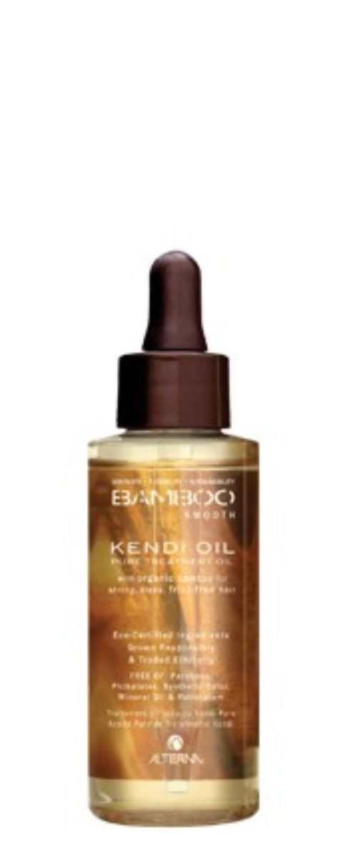 Alterna Bamboo Smooth Kendi pure treatment oil 50ml - olio anticrespo idratante