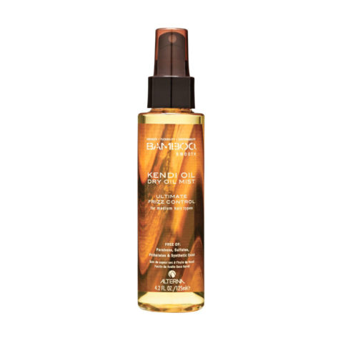 Alterna Bamboo Smooth Kendi dry oil mist 125ml - olio leggero spray