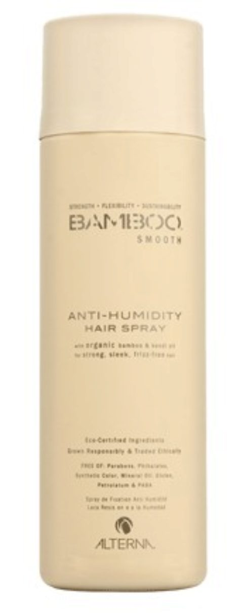 Alterna Bamboo Smooth Anti humidity hair spray 213gr - spray anticrespo