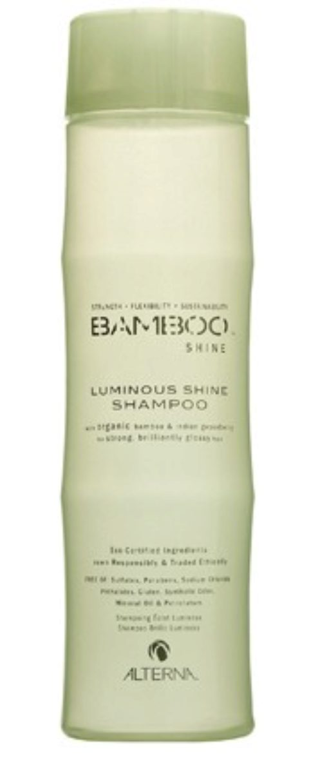 Alterna Bamboo Shine Shampoo 250ml - shampoo lucidante