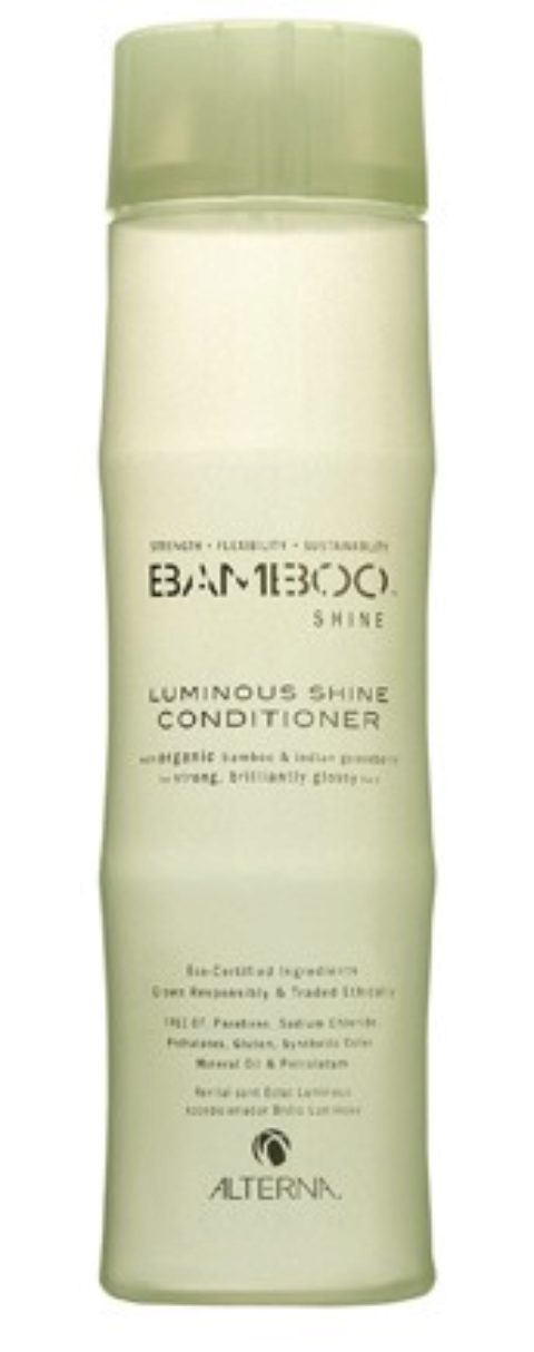 Alterna Bamboo Shine Conditioner 250ml - balsamo lucidante e protettivo