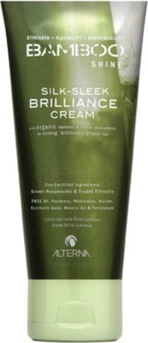 Alterna Bamboo Shine Silk sleek brilliance cream 125ml - crema lisciante lucidante