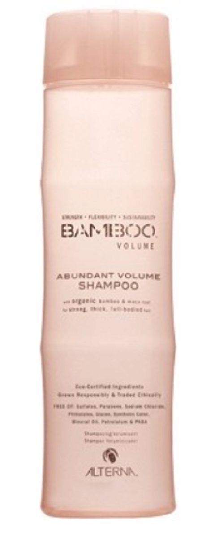 Alterna Bamboo Volume Abundant shampoo 250ml - shampoo volumizzante
