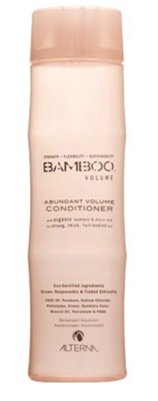 Alterna Bamboo Volume Abundant conditioner 250ml - balsamo volumizzante