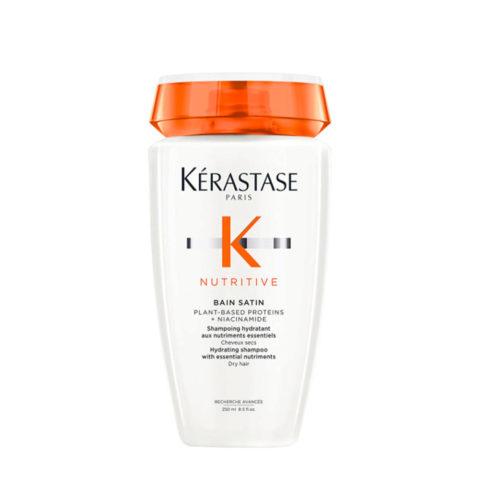 Kerastase Nutritive Satin 1 Shampoo per capelli normali o secchi 250ml