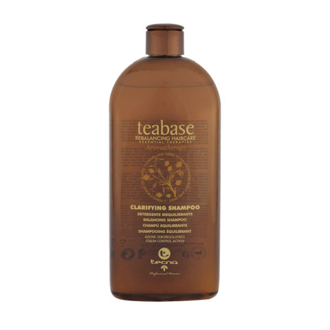 Tecna Teabase aromatherapy Clarifying shampoo 500ml