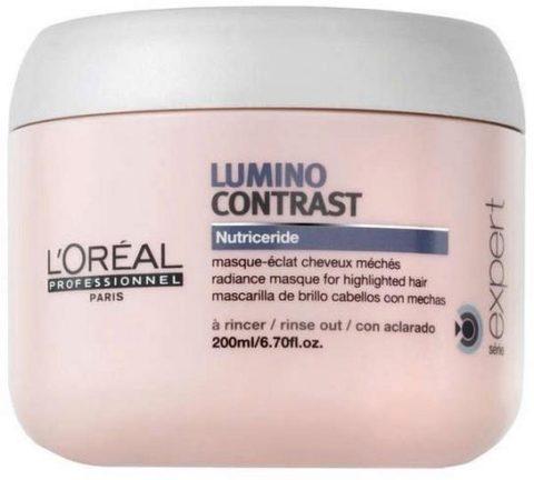 L'Oreal Lumino contrast Maschera 200ml