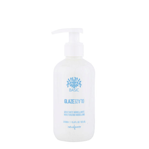 Naturalmente Basic Glaze gel Idratante modellante 250ml