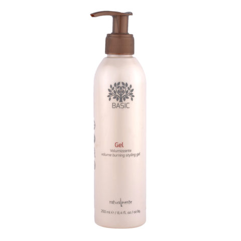 Naturalmente Basic Gel volumizzante 250ml