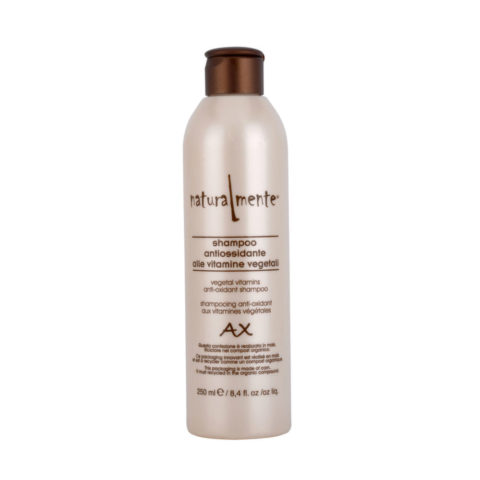 Naturalmente Basic Shampoo antiossidante post color antiage 250ml