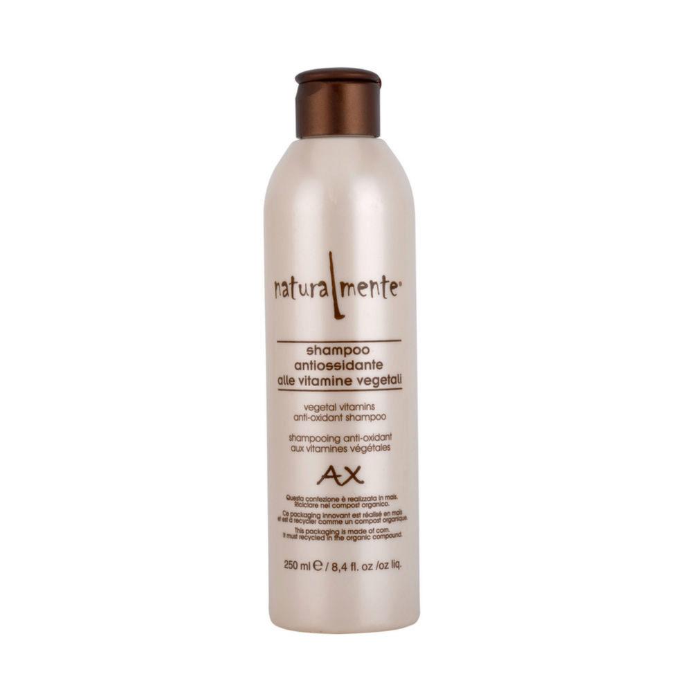 Naturalmente Basic Shampoo antiossidante post color antiage 250ml