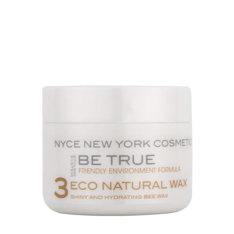 Nyce Be true styling system Eco Natural Wax 50ml - cera definizaione naturale