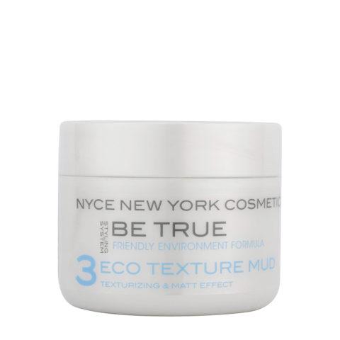 Nyce Be true styling system Eco Texture Mud 50ml - Argilla opaca per definizione molto forte