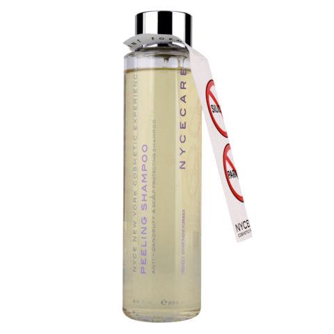 Nyce Nycecare Peeling Shampoo 250ml - Shampoo purificante antiforfora