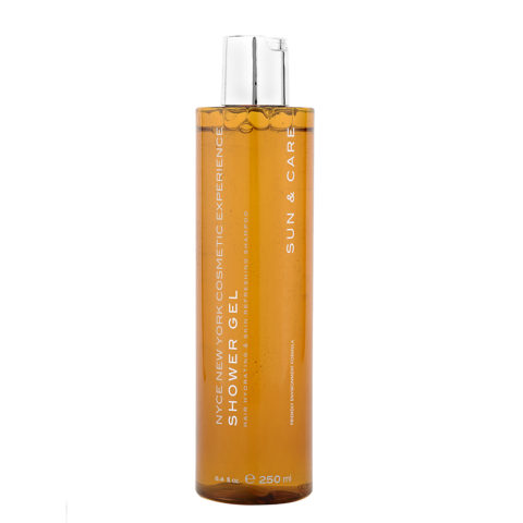 Nyce Sun&Care Shower gel 250ml - shampoo solare idratante