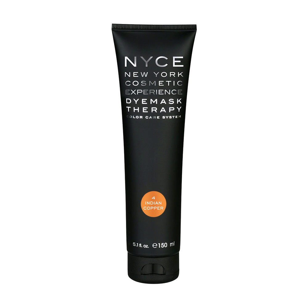 Nyce Dyemask .4 Indian copper 150ml - Maschera riflessante rame